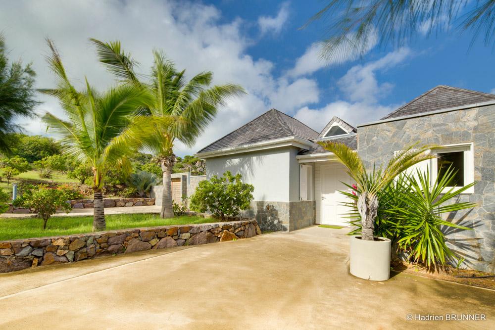Photographe hotel luxe Antilles - Villas à Saint-Barth