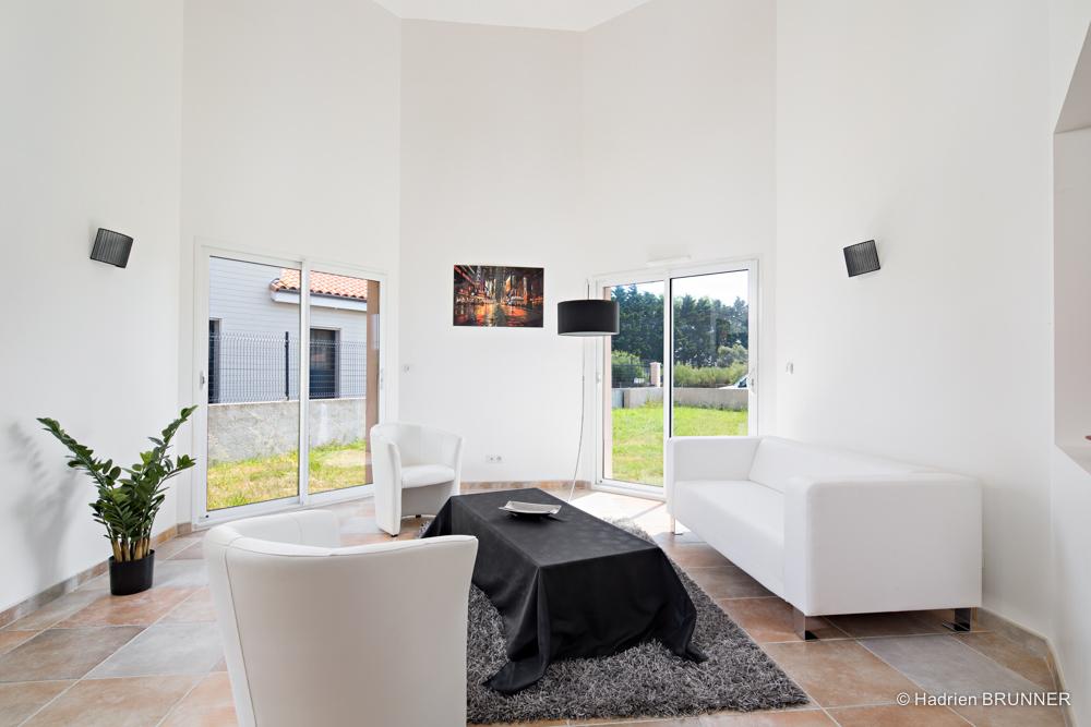photographe immobilier loire atlantique maison de particulier vendre pornic. Black Bedroom Furniture Sets. Home Design Ideas