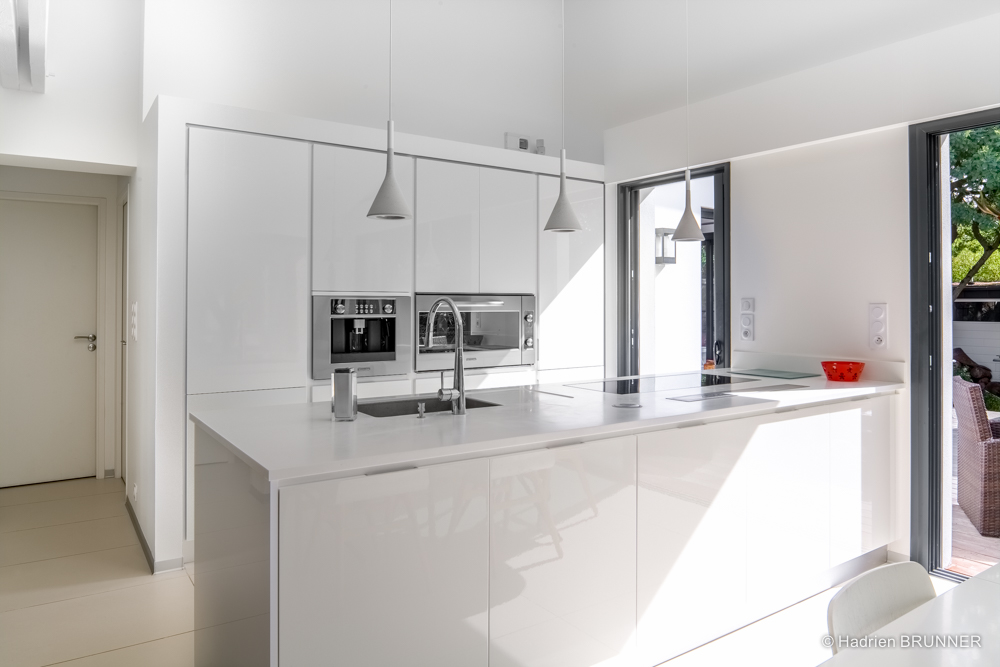 Photographe architecture int rieure la baule maison d 39 architecte for Photo d interieur