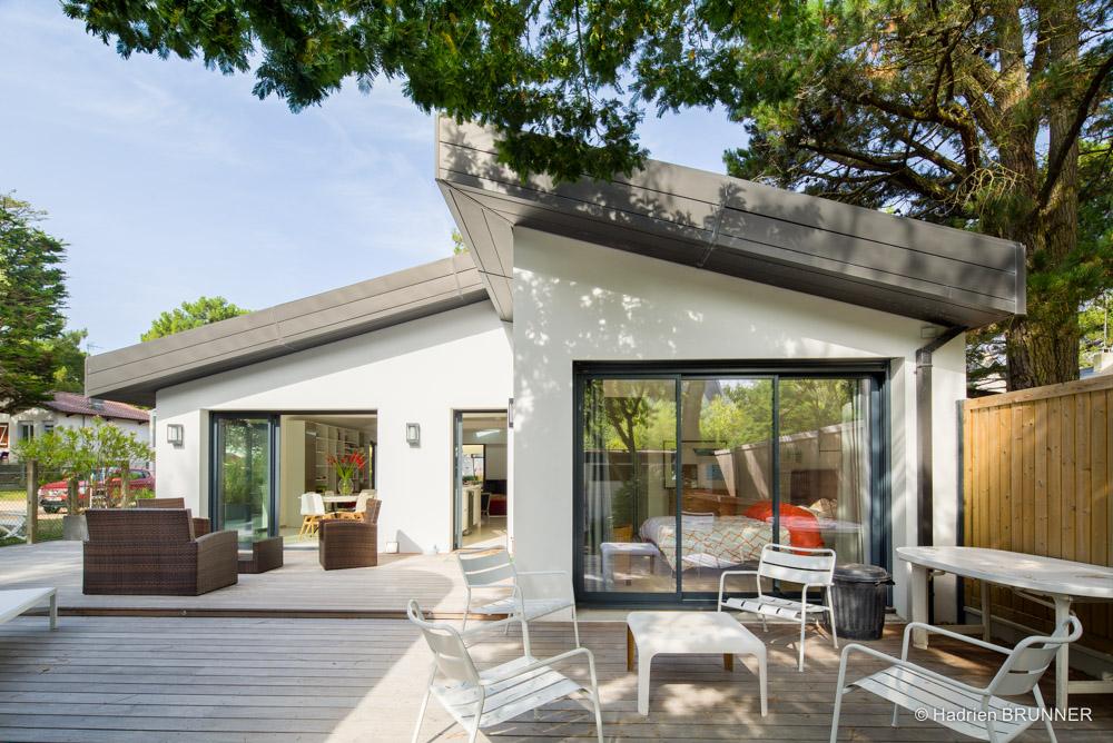photographe architecture int rieure la baule maison d 39 architecte. Black Bedroom Furniture Sets. Home Design Ideas