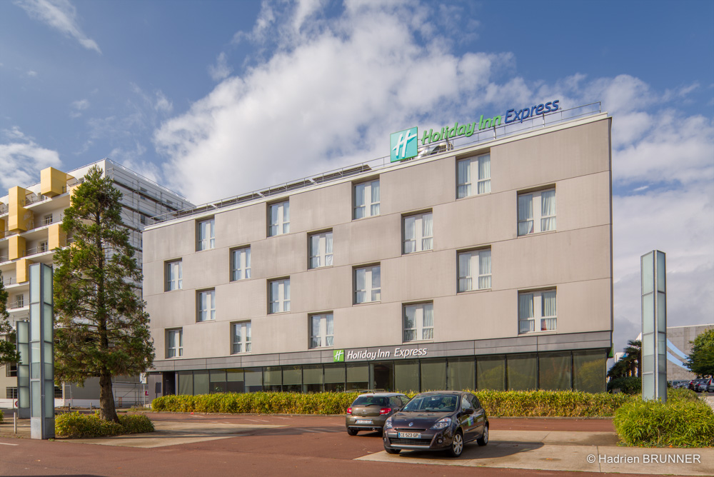 Photographe hotel saint nazaire holiday inn express for Architecte loire atlantique